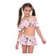 澳洲Sunseeker泳裝抗UV造型兩件式比基尼泳衣/小女童椰林粉5183003VAN product thumbnail 1