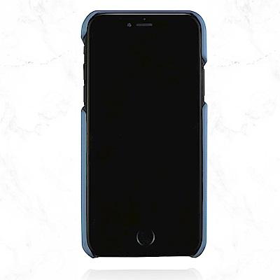 JTLEGEND iPhone 8 Saffiano 設計師款背蓋皮套