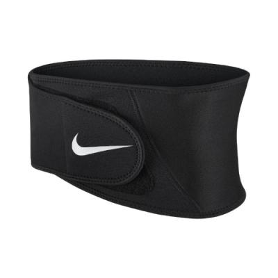 Nike 護腰 Nike Pro Waist Wrap 男女款 支撐 防護 運動 透氣 可調式 黑 白 NMZ15010
