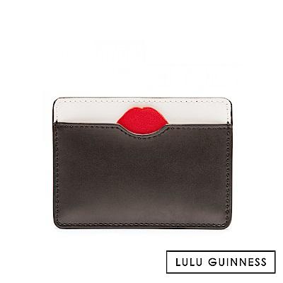 LULU GUINNESS CATE 卡片夾 (LIPSTICK LOCK)