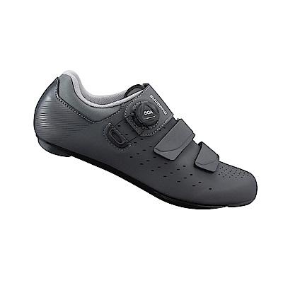 【SHIMANO】RP400 女性公路車性能型車鞋 灰色