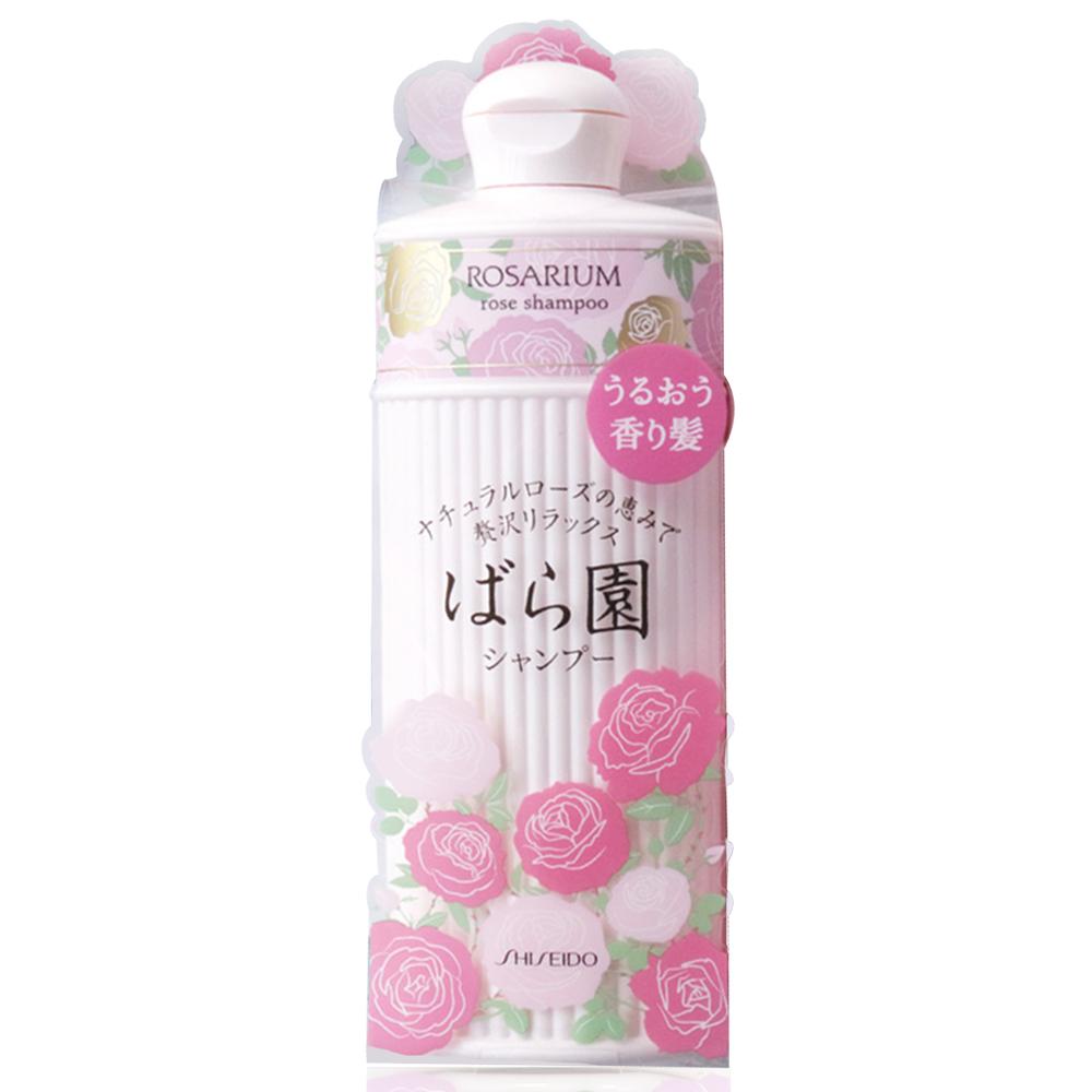 【即期品】SHISEIDO 資生堂 ROSARIUM玫瑰園香氛洗髮精300ml
