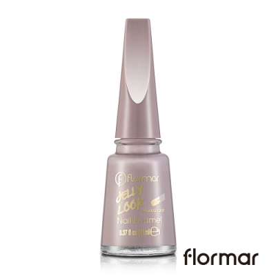 法國 Flormar-JELLY LOOK指甲油#JL44如果是你,我可以