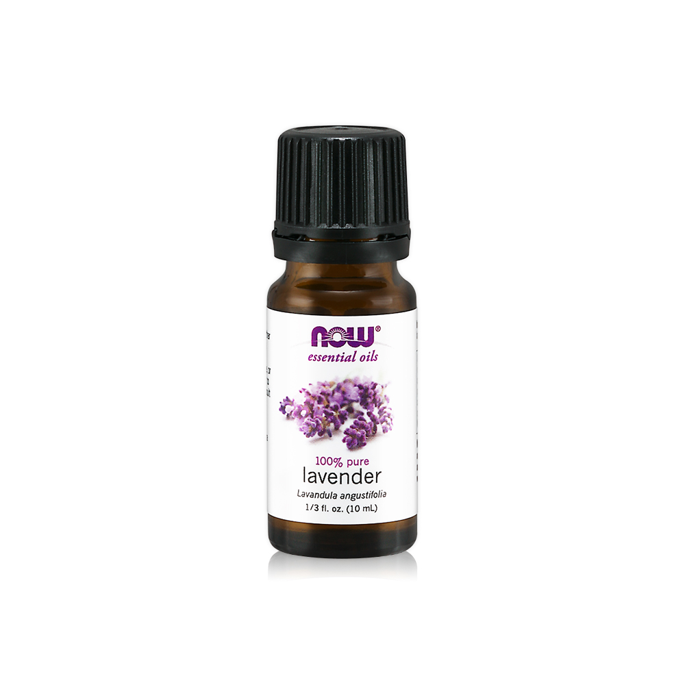 NOW 天然薰衣草精油 (10 ml) Lavender Oil