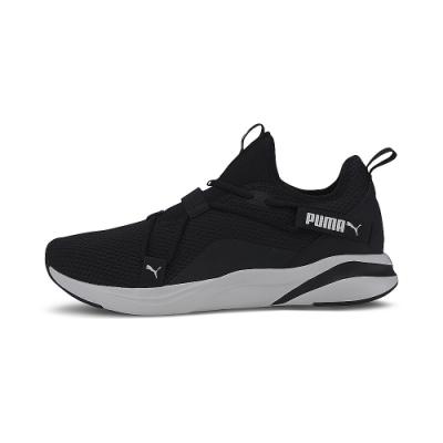PUMA-Softride Rift Slip-On 男性慢跑運動鞋-黑色