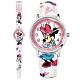 Disney 迪士尼 米奇系列 造型錶帶 兒童錶 卡通錶 皮革手錶-白粉色/32mm product thumbnail 1