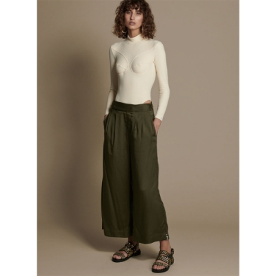 ONETEASPOON TYLER SUIT PANT 長褲 -女(綠)