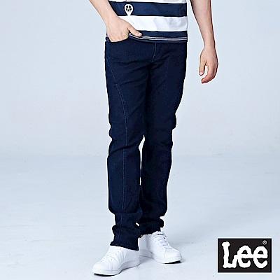Lee 755低腰3D標準牛仔褲/UR-深藍色