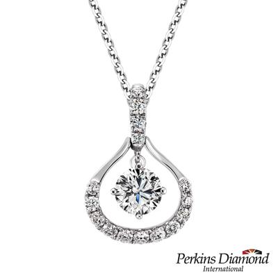 PERKINS 伯金仕 - GIA Royal系列 0.50克拉鑽石項鍊