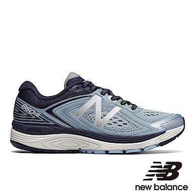 New Balance 穩定跑鞋 W860CB8 女 淺藍