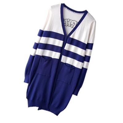 【韓國K.W.】美人款休閒風格針織外套(四色可選)