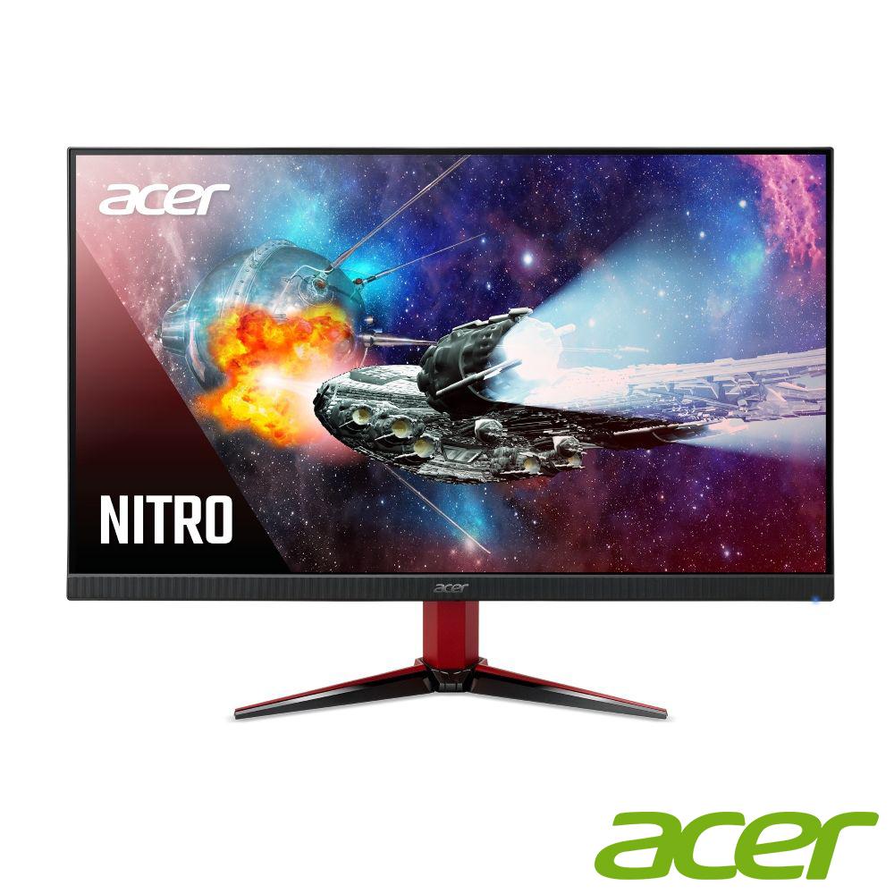 Acer VG271P 27型IPS 薄邊框極速電競電腦螢幕(福利品)