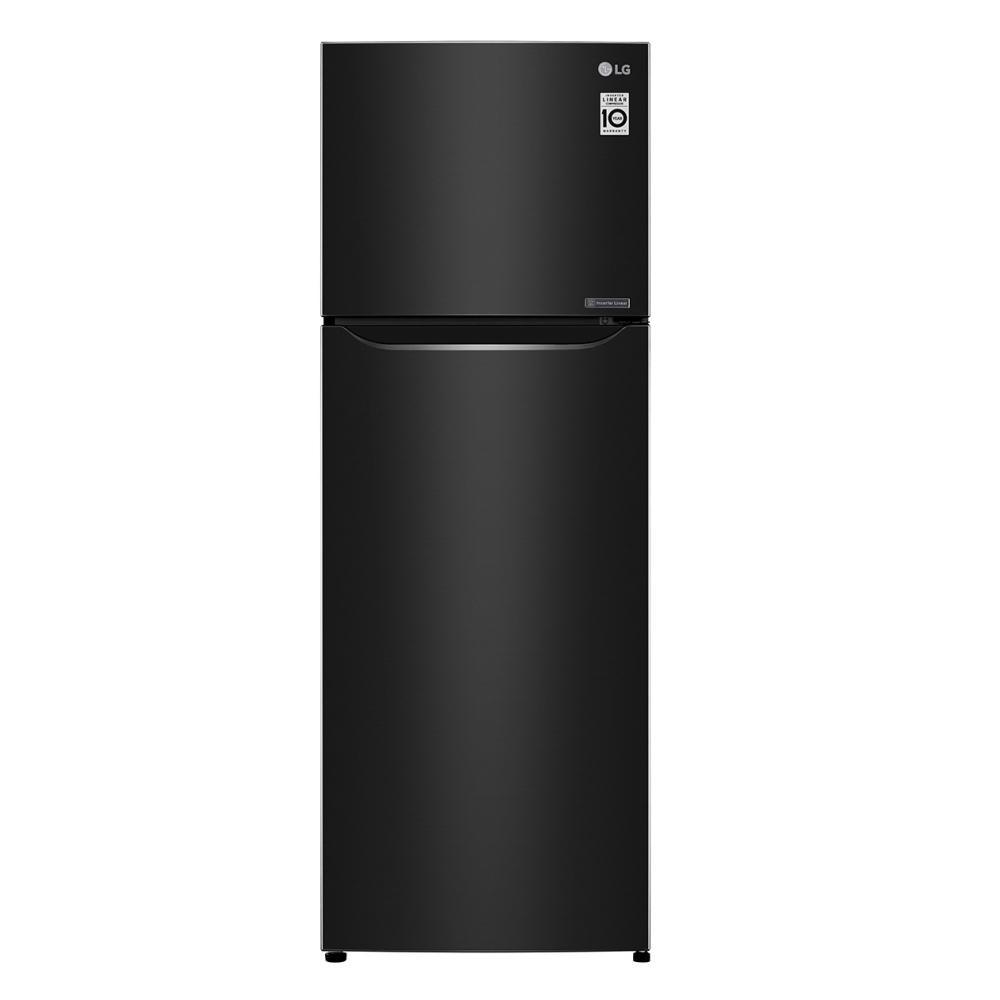 LG樂金  315公升 直驅變頻上下門冰箱 GN-L397BS 星夜黑