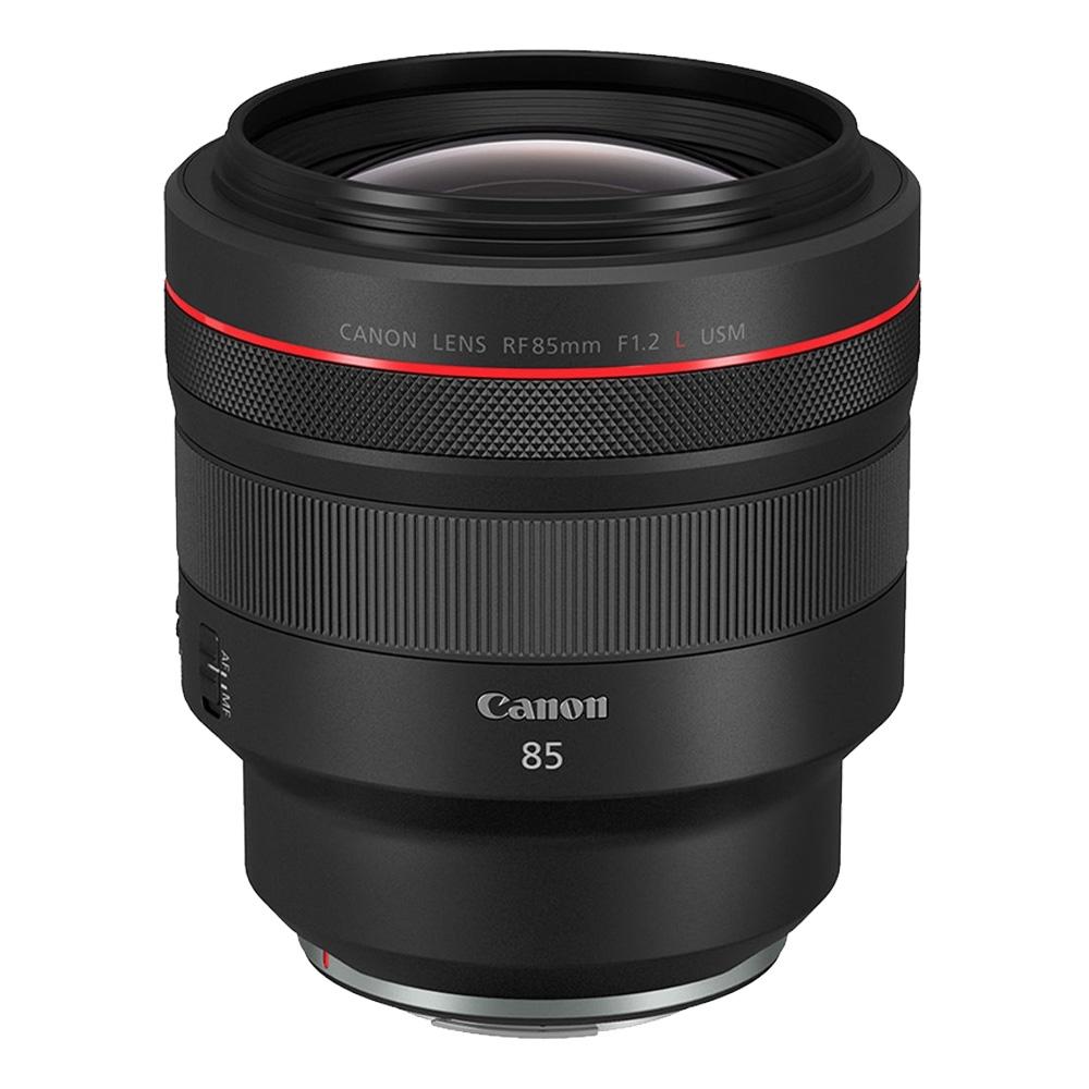 Canon RF 85mm F1.2L USM 大光圈定焦鏡頭(公司貨)