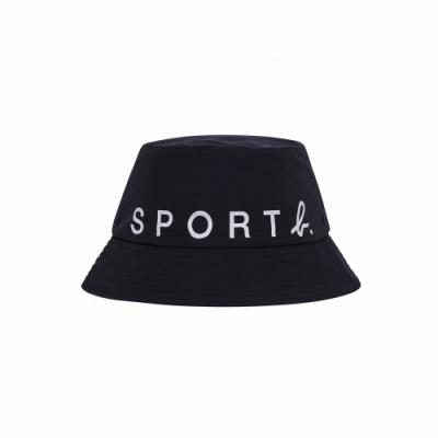 Agnes b. - Sport b. 漁夫帽(中性)(黑)