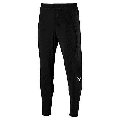 PUMA-男性訓練系列NeverRunBack長褲-黑色-歐規
