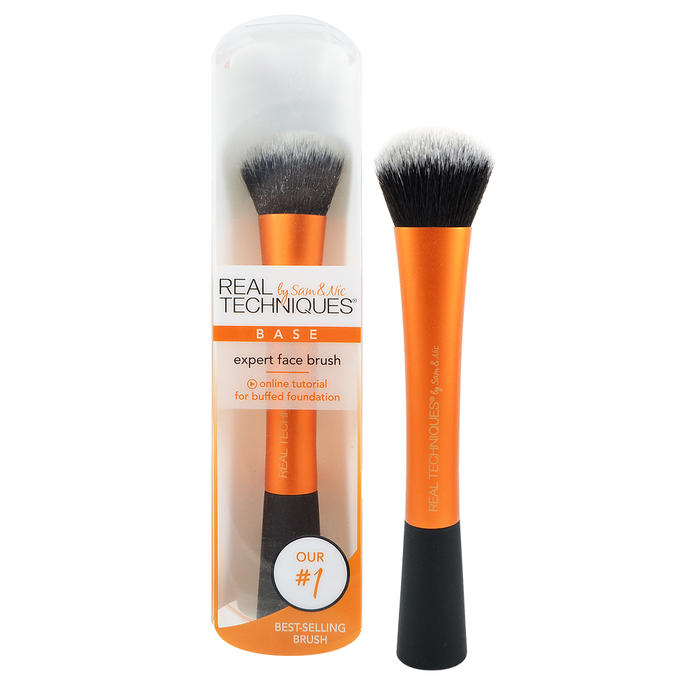 Real Techniques 專業面刷 Expert Face Brush