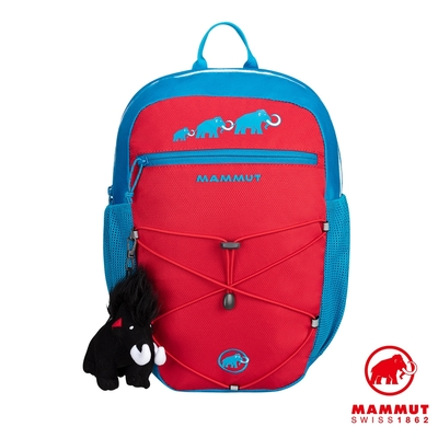 【Mammut】First Zip 4L 多用途兒童後背包  地獄紅/帝國藍 #2510-01542