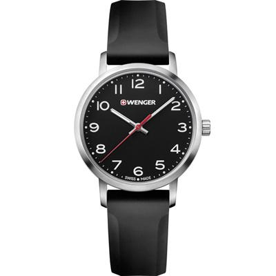 WENGER Avenue 城市美學時尚腕錶(01.1621.101)35mm
