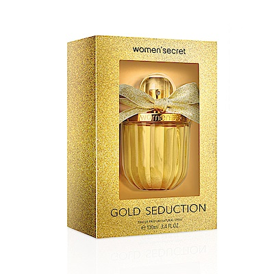 WOMEN SECRET GOLD SEDUCTION金繽閃耀女性淡香精100ml