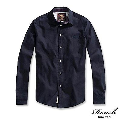 ROUSH 基本款高磅數牛津布襯衫(5色)