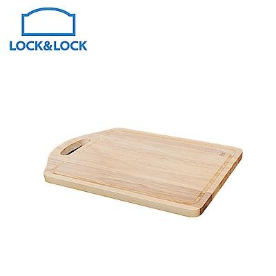 樂扣樂扣 P&Q木質健康料理砧板-小(快)