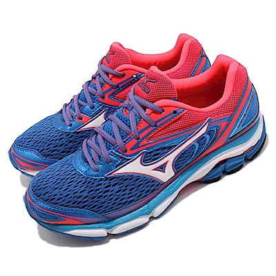 Mizuno 慢跑鞋 Wave Inspire 13 D 女鞋