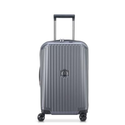 【DELSEY】SECURITIME ZIP-19吋旅行箱-鐵灰 00217380101