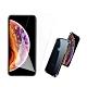 iPhone X / XS 高清透明 手機 保護貼 - 贈四角防摔 手機殼 保護套-iX/XS透明*1-贈殼/透明黑*1 product thumbnail 1