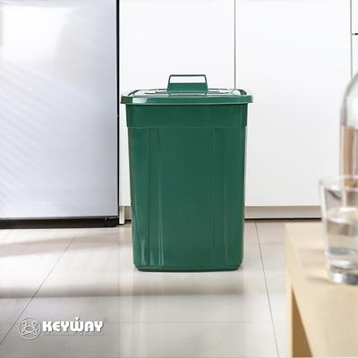 KEYWAY 聯府 大方型資源回收桶42L -1入組