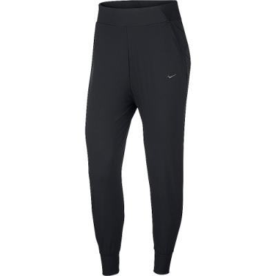 NIKE 長褲 運動 休閒 慢跑 健身 女款 黑 CU4612010 AS W NK BLISS LUXE MR PANT