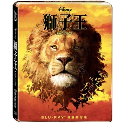 獅子王 (2019) 鐵盒版 藍光 BD