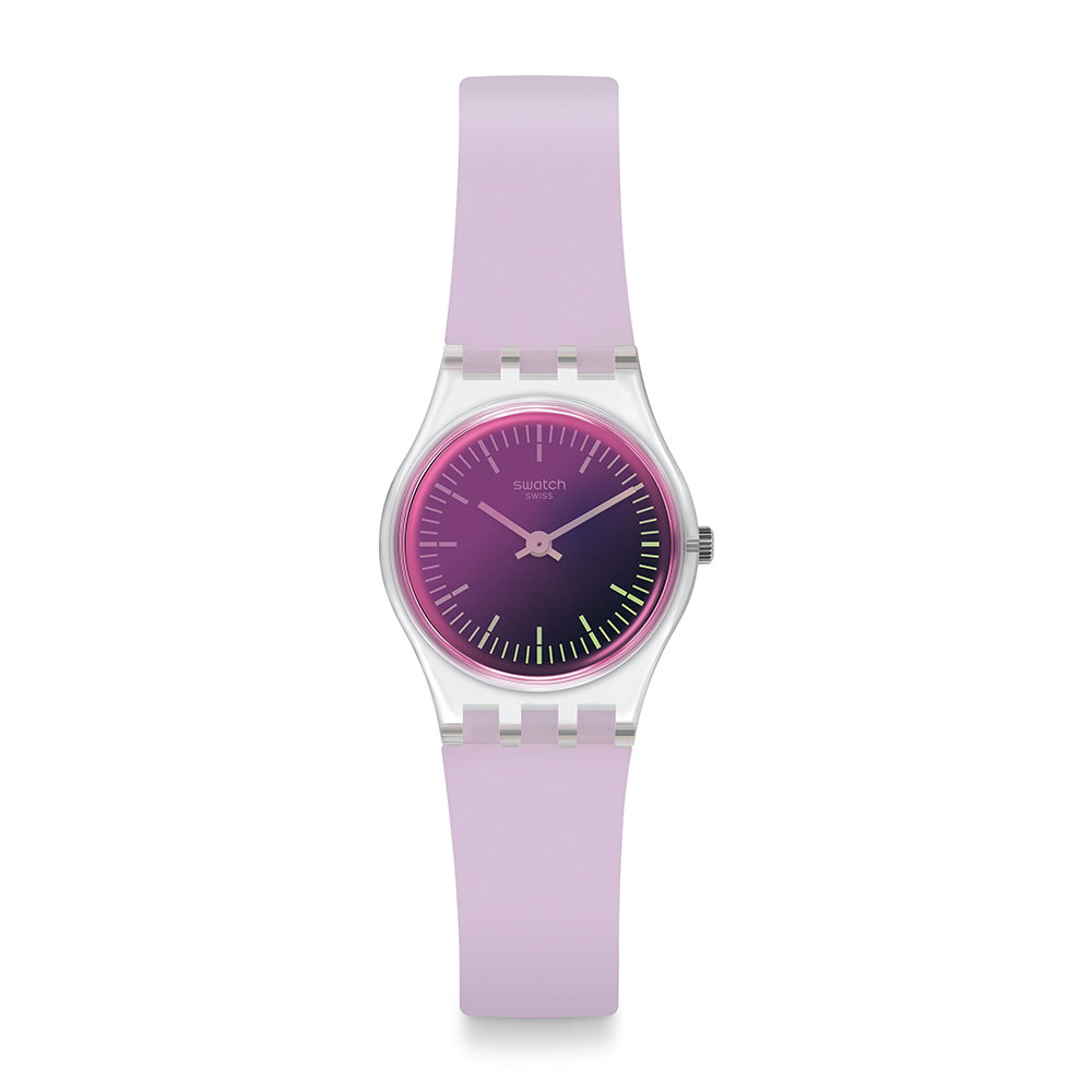 Swatch Energy Boost 系列 ULTRAVIOLET 優雅紫羅蘭手錶 product image 1