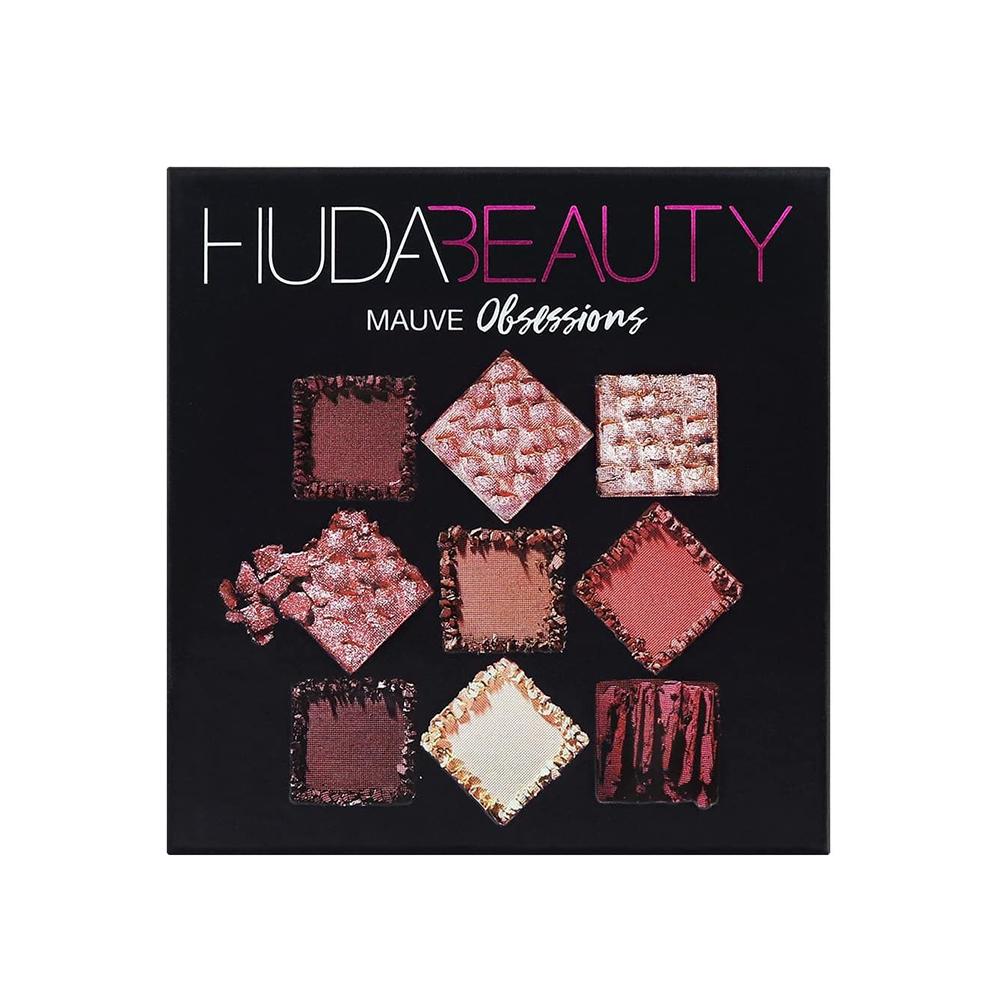 HUDA BEAUTY 痴迷系列 9色眼影盤 #MAUVE 9x1.1g