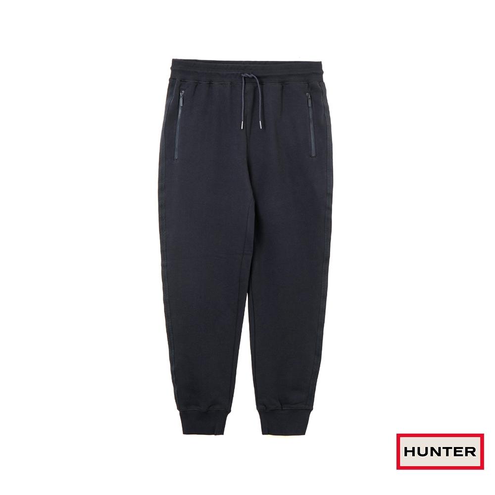 HUNTER - 男裝 - 運動棉褲 - 藍