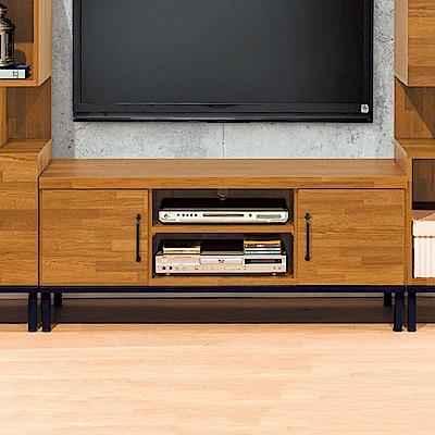 AS-愛麗絲4尺電視櫃-121x40x49cm