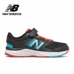 【New Balance】童鞋_中性_黑色_YA680BG6-W楦