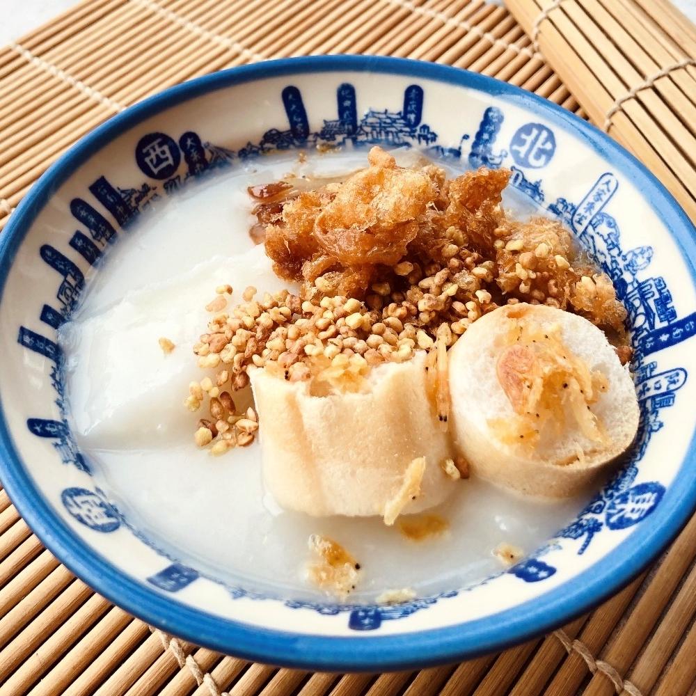 台南麻豆助 水粄粥(500g/袋)X2袋