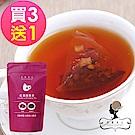 午茶夫人 紅棗國寶茶(12入x3袋)送太妃糖紅茶(10入x1袋)