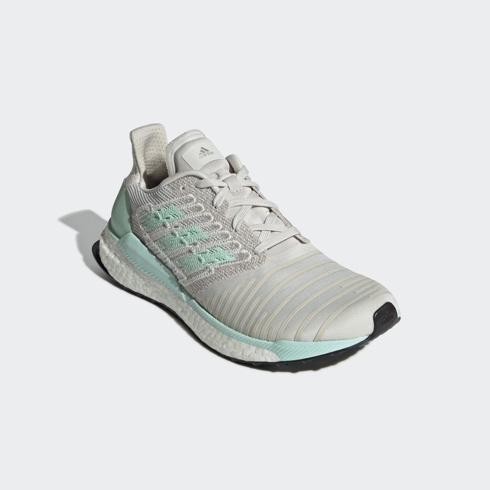 adidas SOLAR BOOST 跑鞋 女 D97432