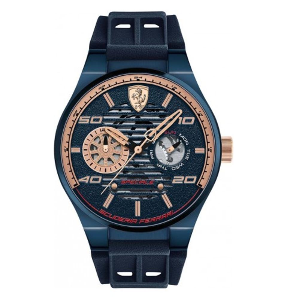 FERRARI 法拉利極勁計時腕錶/44mm/FA0830459