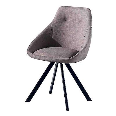 Boden-伊凡諾現代設計餐椅/單椅-55x44x88cm