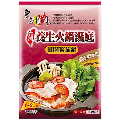 東方韻味 田園蕃茄火鍋湯底包(60g)