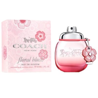 COACH Floral Blush 嫣紅芙洛麗淡香精30ml