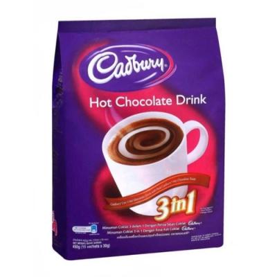 Cadbury 香醇即溶可可粉(30gx15包)