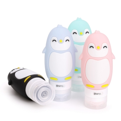 BabyPark 企鵝旅行分裝瓶 分裝罐 (2入)