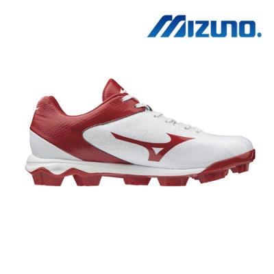 Mizuno WAVE SELECT NINE 男女棒壘球鞋 寬楦