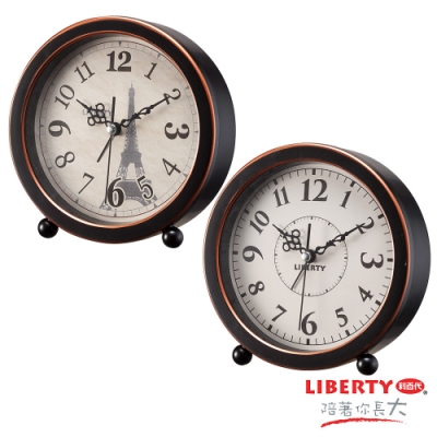 LIBERTY利百代   復古生活-大型鬧鐘 LB-2005