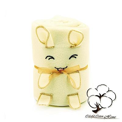 采棉居寢飾文化館 兔子兩用毯