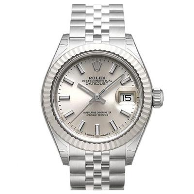 ROLEX 勞力士Datejust 279174蠔式日誌型銀腕錶 x 28mm